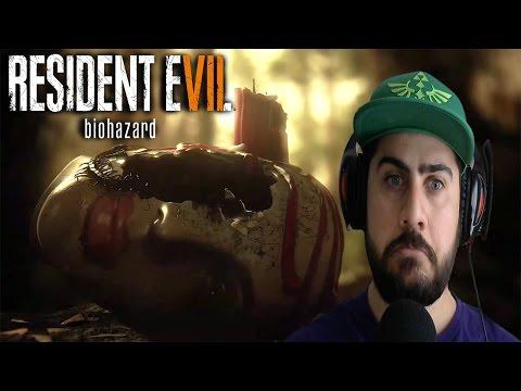 Vuelve el TERROR de VERDAD con RESIDENT EVIL 7 BIOHAZARD | Video-reacción | DEMO PS4 |