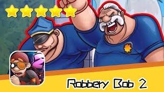 Robbery Bob 2 Playa Mafioso 20 Walkthrough Paradiso Recommend index five stars