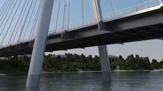 PROIN3D: CABLE STAYED BRIDGE CONSTRUCTION (2014)