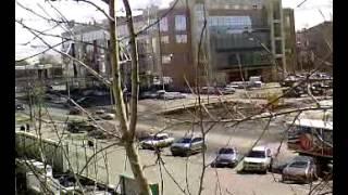 Весна в Йошкар-Оле. У Татьяны за окном!!! Снег ещё лежит