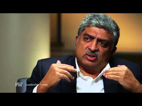 "The Danger of a ""Good News Cocoon"" - MLC Interview with Nandan Nilekani"