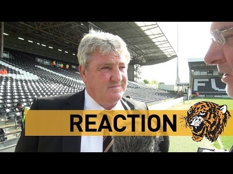 Fulham V Hull City | Reaction With Steve Bruce