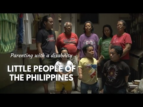 Little People Of The Philippines