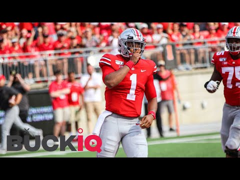 BuckIQ: Justin Fields can make every throw Ohio State could need