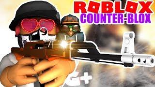 O TERRORISTA! - Counter Blox: Roblox Offensive ( ROBLOX CS:GO )