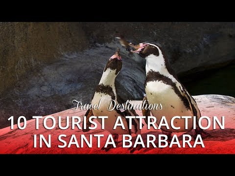 10 TOP RATED - Best Tourist Attractions in Santa Barbara California