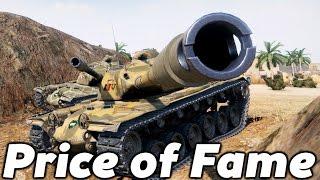 World of Tanks || Price of Fame ||