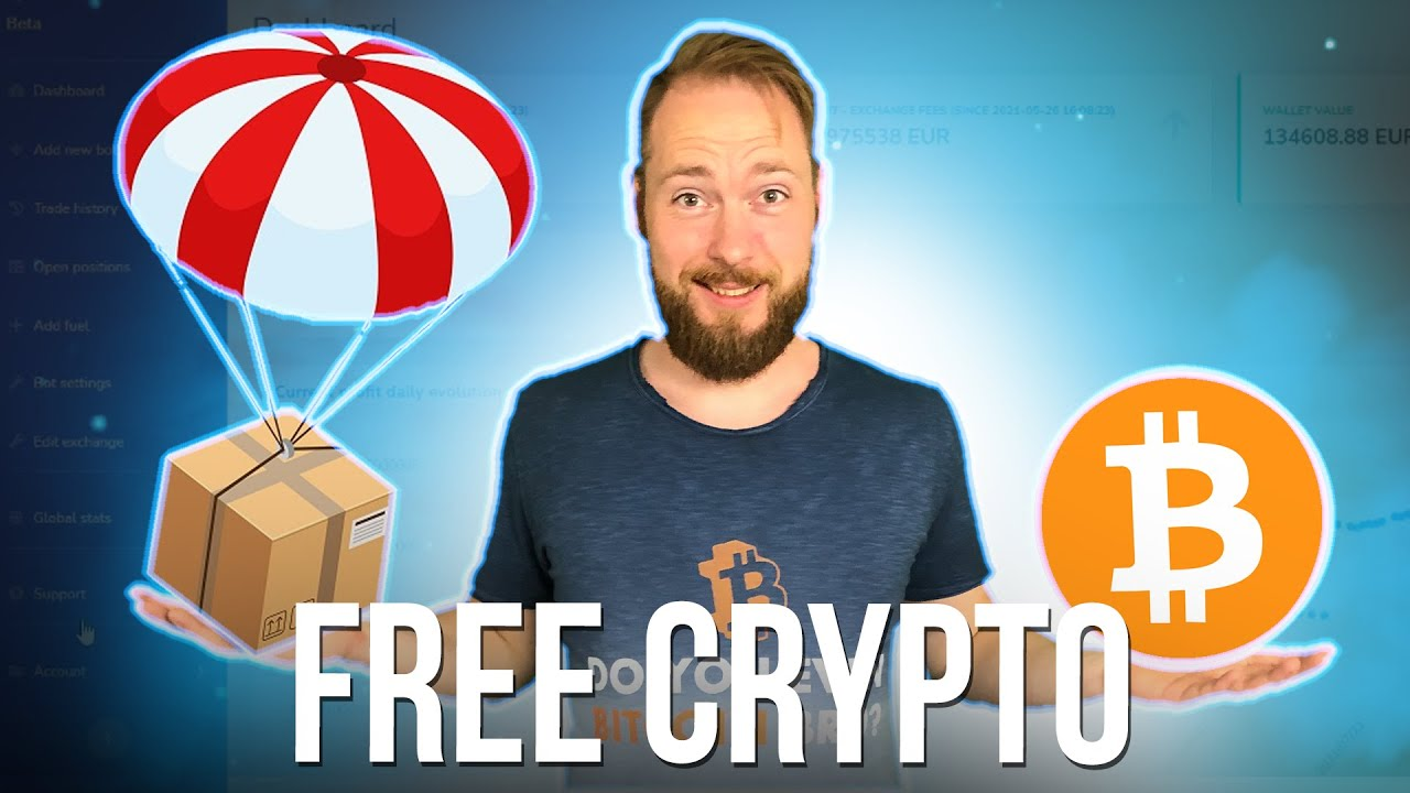 how do airdrops work cryptocurrency