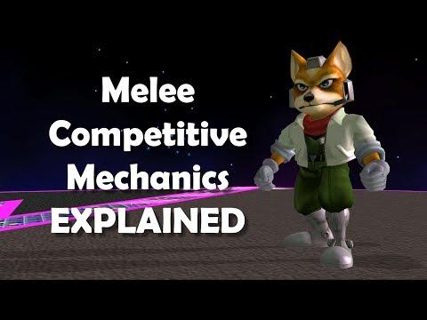 Smash Bros. Melee Competitive Mechanics EXPLAINED Ft. SSBM Tutorials