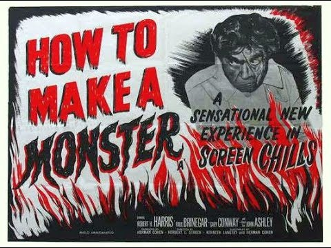 1958 How To Make a Monster