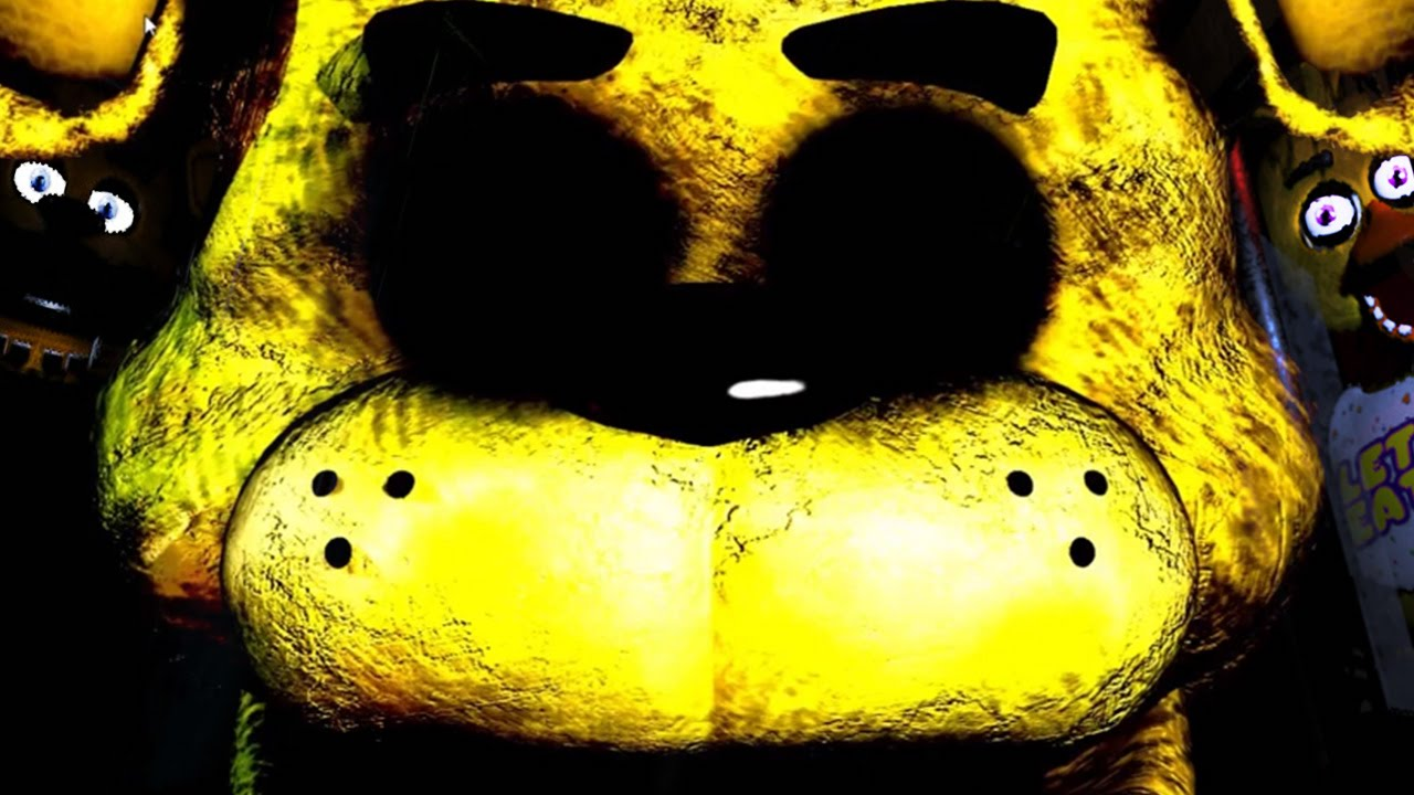 WAS THAT GOLDEN FREDDY