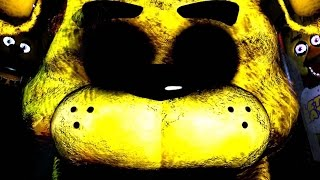 WAS THAT GOLDEN FREDDY?! | Five Nights at Freddy