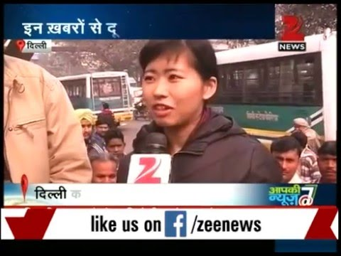 Japanese student spotted cleaning garbage in Delhi