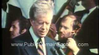 Download lagu President Jimmy Carter presides over John F Kennedy Library dedication Oct 26 1979 MP3