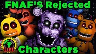 FNAF Ultimate Custom Night isn't OVER?   Rejected Custom Night