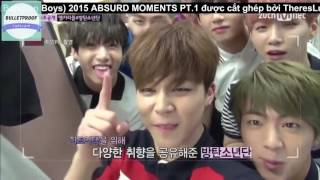 [Vietsub][BPROOFVN]  BTS (Bangtan Boys) 2015 ABSURD MOMENTS PT.2 MP3