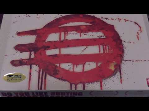 Hotline Miami - Gamer's Edition Unboxing