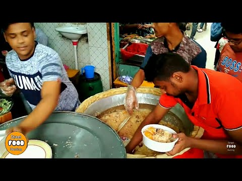 Kamal Biryani | Best Biryani In The City Of Dhaka | Roadside Famous Biryani Shop
