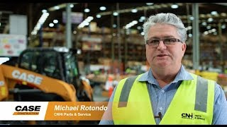 Australia & New Zealand - Parts and Service: St. Marys warehouse