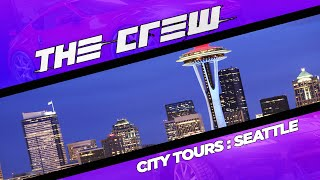 The Crew Beta - City Tours : Seattle (Landmarks, Train Station AND MORE!)