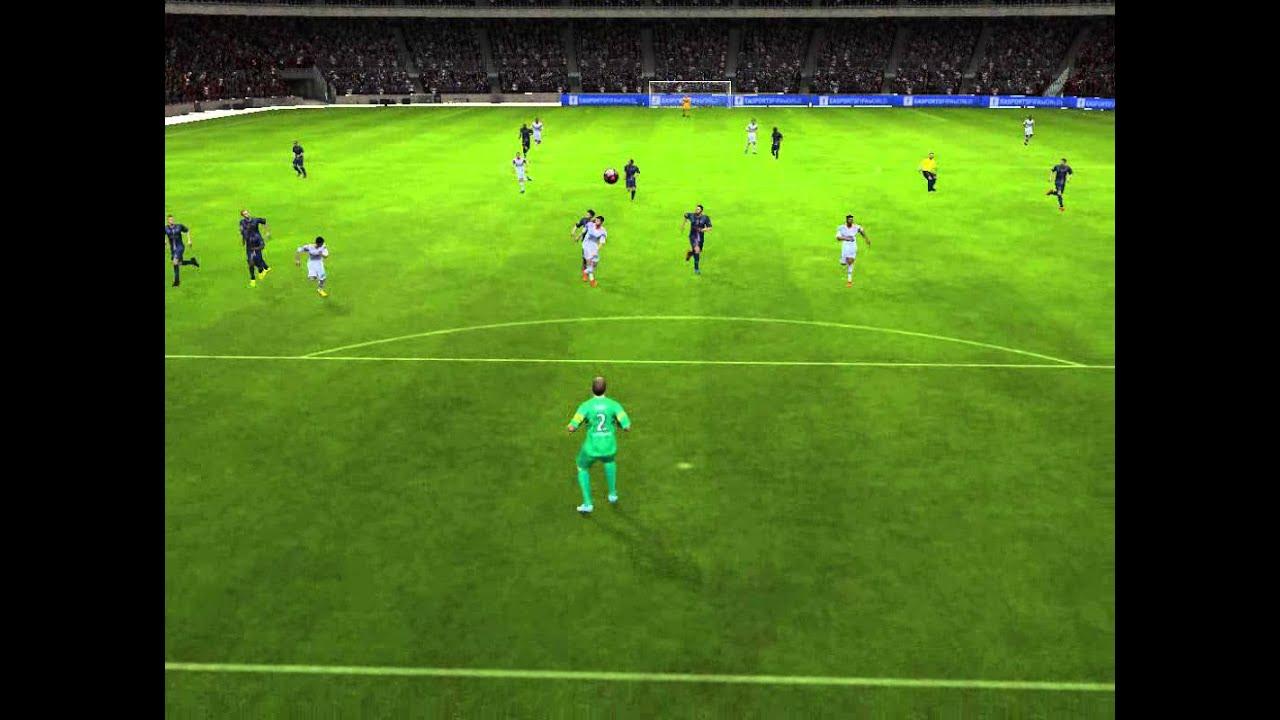 LOB de LEWANDOWSKI ! - FIFA WORLD