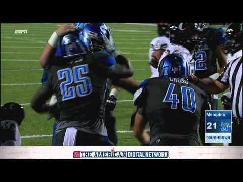 Highlights: Memphis 53, Cincinnati 46