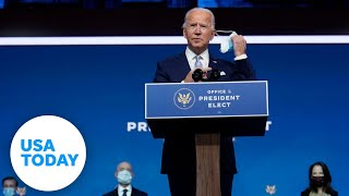 U.S. President-elect Joe Biden introduces cabinet nominees and appointees (LIVE) | USA TODAY