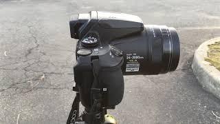 نيكون p900 من اجود انواع الكاميرات