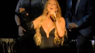 "MARIAH CAREY ""HIGHLIGHTS"" LIVE IN AUCKLAND 13TH NOVEMBER 2014"