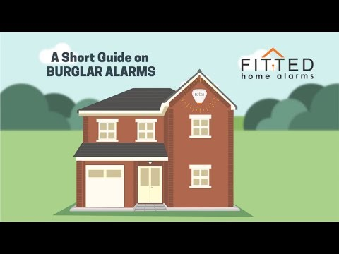 A Short Guide on Burglar Alarms from Fitted Home Alarms