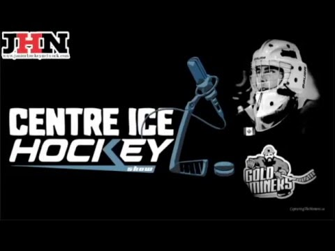 Centre Ice Hockey Show with QMJHL Titan Marc Audet (11/11/15)