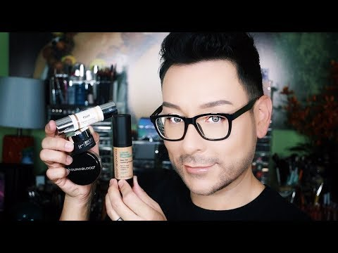 GRWM Fall Makeup Routine w Mineral Based Cosmetics | Healthy Makeup Brands | mathias4makeup