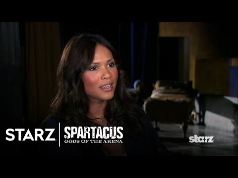 Spartacus: Gods of the Arena  Gladiator Camp  STARZ