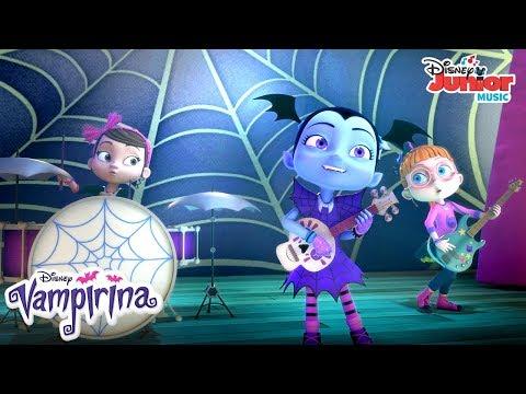 Home Scream Home Music Video   Vampirina   Disney Junior