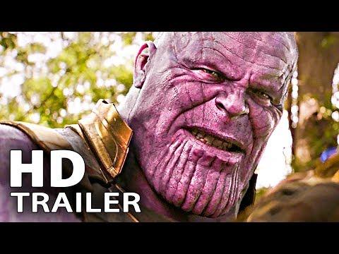AVENGERS: Infinity War - Trailer 2 Deutsch German (2018)