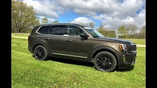 2020 Kia Telluride SX V6 - First Drive Review + Walkaround - Lives Up to the Hype!