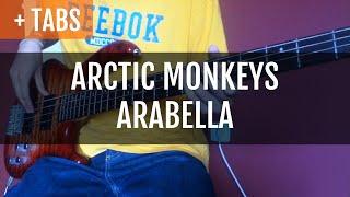 [TABS!] Arctic Monkeys - Arabella (Bass Cover)