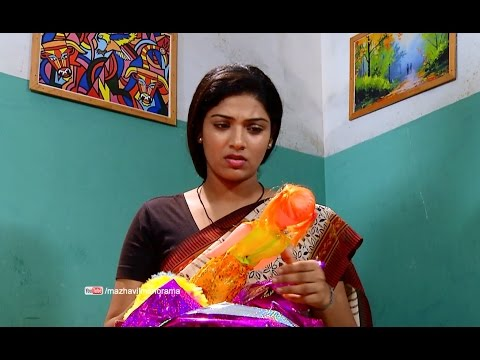 Athmasakhi l Turning point of Nanthitha's life l Mazhavil Manorama