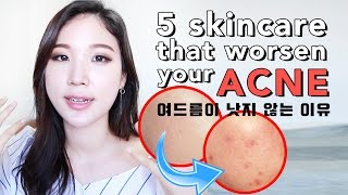 How To Cure Acne? STOP Doing This First • Why Your Acne Skincare Routine Never Works