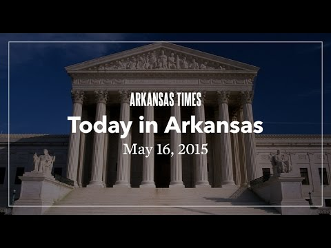 Today in Arkansas: Cleaner government