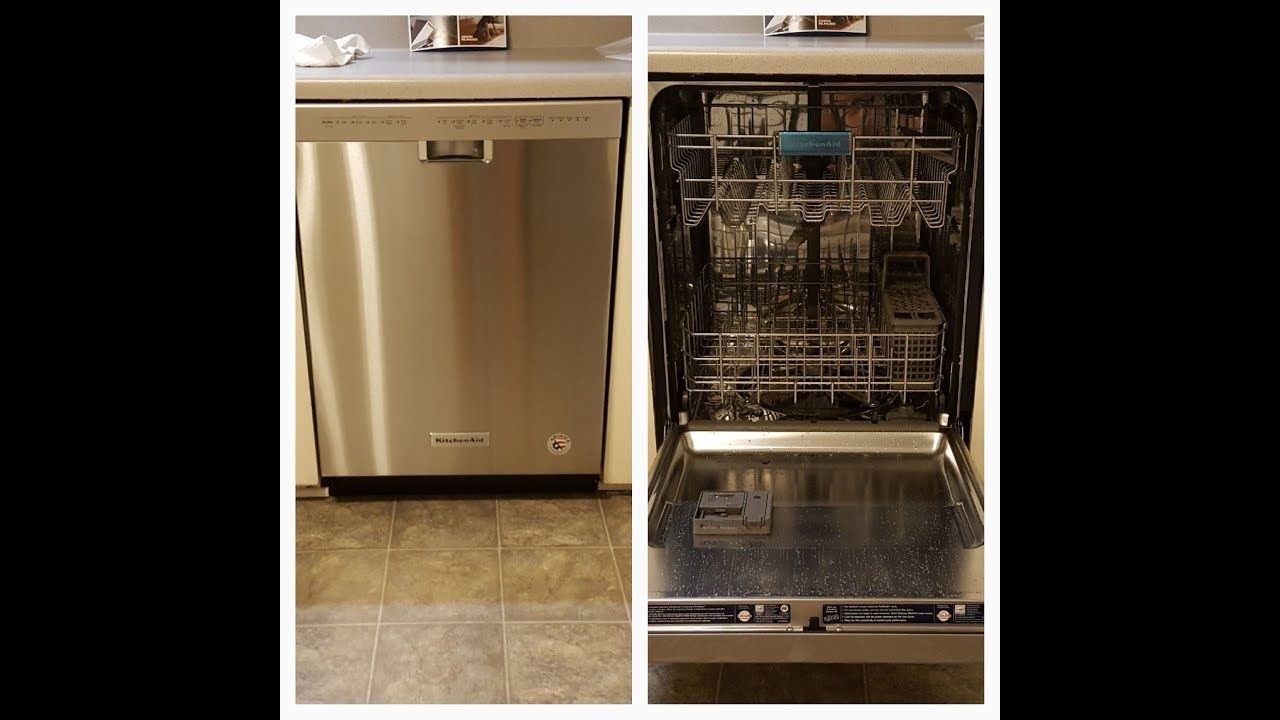 KitchenAid Dishwasher Review 🍽🍴🥄🍽🍴🥄