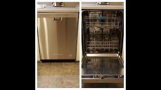 Kitchenaid Dishwasher Review Youtube