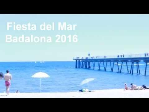 """El 18 de Junio de 2016, la Asociaci�n Ecometta fue invitada por el Ayuntamiento de Badalona a estar presente en la """"Festa del Mar"""" en el paseo Mar�timo de Badalona."""