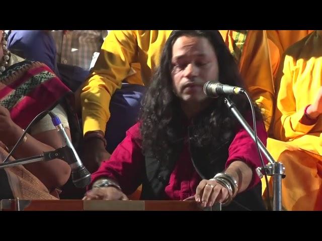 Kailash Kher at Parmarth Niketan