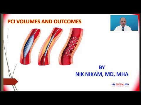 PCI VOLUMES AND OUTCOMES 2017 BY NIK NIKAM MD