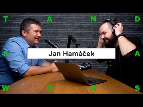 Jan Hamáček (ČSSD): investoval jsem do bitcoinu, Paroubek mě naučil spoustu věcí, ČSSD bude mít 7 %