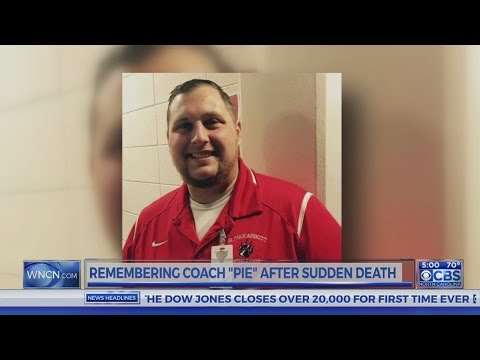Fayetteville middle school mourns the loss of 'larger than life' teacher