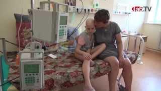 Остеогенная саркома может навсегда сделать Дашу Шестопалову инвалидом