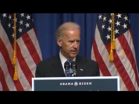 New buzz over Biden