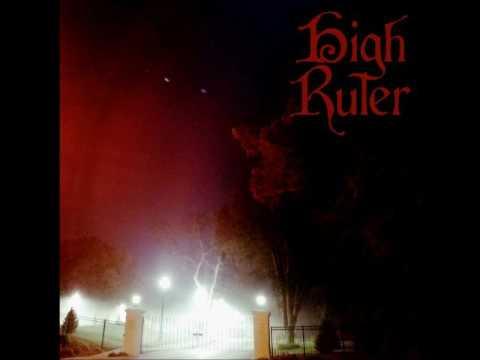 High Ruler - High Ruler (Full EP 2017)